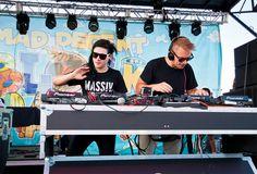 Diplo & Skrillex Release Joint Jack Ü Track 'Take U There (ft. Kiesza)'