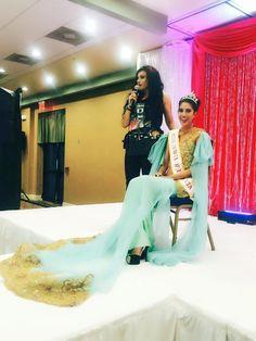 Live makeup demo by celebmua shikhabhaimia ,Model missjewels of India usa