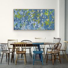 Marine News 152 x 76cm – George Hall Art Marine News, Colorful Artwork, Kids Room Art, Buy Art Online, Office Art, Bedroom Art, Australian Artists, Mixed Media Canvas, Artist Art