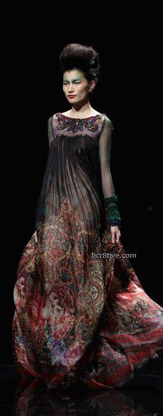 China Fashion Week - Deng Hao