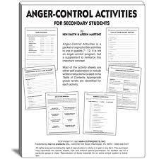 Worksheet Anger Management Worksheets For Teens worksheets anger management and time out on pinterest image result for exercises adults