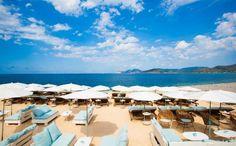Les 10 plus beaux bars sur la plage - Experimental beach à Ibiza