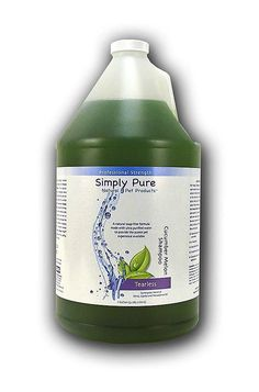 Simply Pure cat Tearless Cucumber Melon Shampoo - Concentrate - Gal. - 128oz ** Quickly view this special cat product, click the image : Cat Grooming