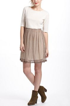 Nice, casual dress for weekends or work.