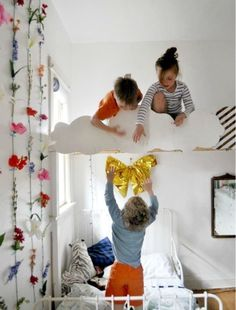 Real Life Shared Rooms for 3 Kids | Apartment Therapy