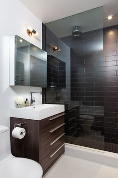 Modern bathroom ideas for office
