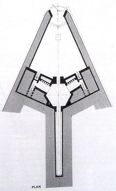 Plan of the Memorial of the Martyrs of the Deportation