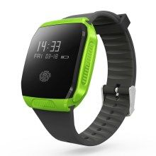 E07S 0.96 inch OLED Smart Band Sports Fitness Watch Activity Tracker Bracelet for Android iOS - Green Electronics - Wearable Technology - Clips, Arm & Wristbands - Women's Smart Watches for Sport - http://amzn.to/2kHNvw9