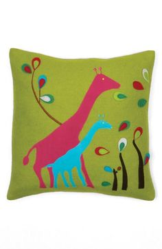 Amity Home Giraffe Decorative Pillow available at #Nordstrom