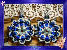 Fantabijoux: Orecchini BLU ICE