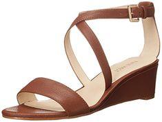 Nine West Women's Lacedress Leather Wedge Sandal, Cognac,... https://www.amazon.com/dp/B017MRF7UG/ref=cm_sw_r_pi_dp_x_7X96yb4WH9DFJ