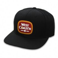 89ae810a330 Streetwise West Coastin Snapback Hat  baseballcamps Flat Brim Hat
