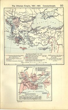 Byzantine Empire in 1450