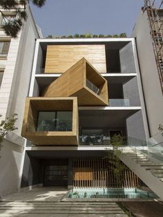 Sharifi Ha House - Moveable Rooms - House Beautiful