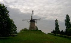 De Oude Molen, Wijchen, Netherlands  http://www.molenwijchen.nl/  #Wijchen #Netherlands