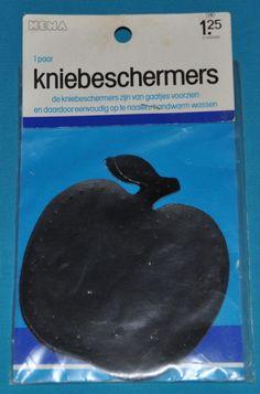 En als je dan weer een gat in je broek was gevallen kreeg je appeltjes op je knie!