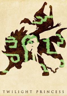 The Legend of Zelda: Twilight Princess by Marcus (Archymedius) I'd love a print of this entire series!