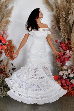 Designed to leave a lasting impression, our Coco dress is the perfect concoction of seductive and playful, meets edgy and bold. Shop now or book an appointment! Medieval Wedding, Gothic Wedding, Lace Wedding, Geek Wedding, Wedding Ideas, Wedding Hair, Dream Wedding, Wedding Inspiration, Black Wedding Dresses
