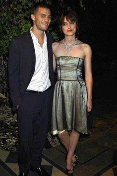 Fifty Shades of Grey star Jamie Dornan says dating Keira Knightley ...