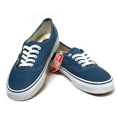 Vans Authentic Navy: shoe options