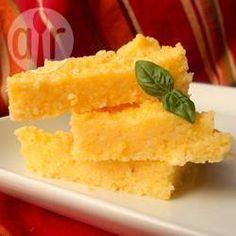 Polenta: recette de base @ qc.allrecipes.ca