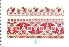 Gallery.ru / Фото #11 - Болгарская вышивка Bulgarian embroideries DMC library - welmur