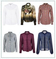 #Hemden by Brigitte von Boch #bevonboch