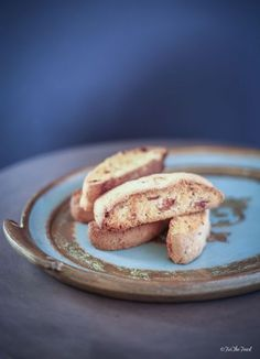 Almond and Apricot Biscotti #forthefeast #italian #biscotti #cookies