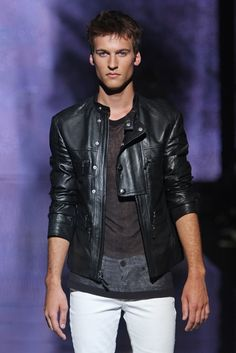 mens fashion rock | Rock and Republic Spring 2009 Men's Collection