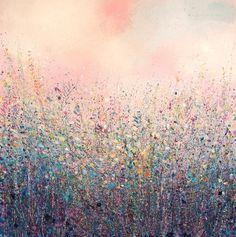 """Saatchi Art Artist Sandy Dooley; Painting, """"December  (sold)"""" #art"""