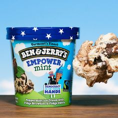 Ben & Jerrys Empower Mint