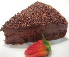Receita Bolo de Mousse de Chocolate por sonialegre - Categoria da receita Sobremesas