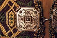 Cope, clasp  Dutch, German fabrics  Producer unknown  Date: c. 1900-1920