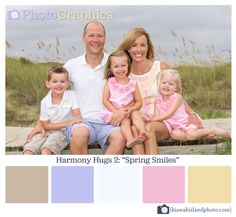 family photo at the beach what to wear | What to Wear? – Family Beach Portraits on Kiawah and Seabrook ...