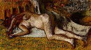 """New artwork for sale! - """" Degas Edgar After The Bath by Edgar Degas """" - http://ift.tt/2op5hBD"""