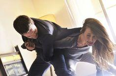 Nikita and Michael fight! hahaha ♥