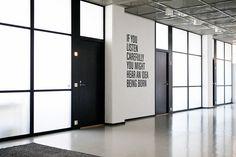 If you listen carefully you might hear an idea being born | Joanna Laajisto via The Design Chaser