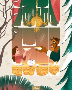 Disney Beauty And The Beast, Disney And More, Disney Love, Disney Magic, Disney And Dreamworks, Disney Pixar, Disney Merry Christmas, Disneyland World, Disney Artists