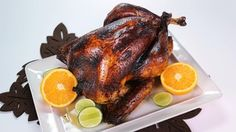 Mojo Turkey Recipe | The Chew - ABC.com