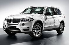 Zware jongen: BMW X5 Security Plus