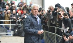 Max Clifford arrives at court to be sentenced for sex attacks http://dailym.ai/SgtFWv