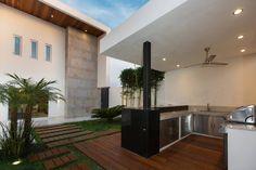 Casa CG: Jardines de estilo moderno por Grupo Arsciniest