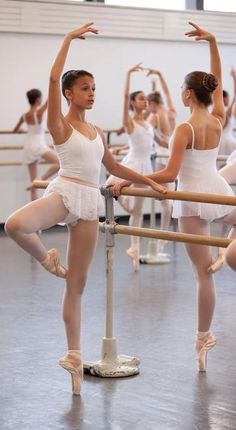 Evidence shown by the dedication these girls have to this art form of ballet. Ballet School, Ballet Class, Dance Class, Ballet Girls, Ballet Dancers, Ballet Barre, City Ballet, Dance It Out, Just Dance