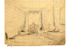Vincent Astor's Morning Room