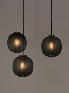 Wow, what would Plumen bulbs look like in these Bloom Pendants?