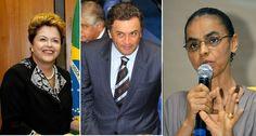 Datafolha: Dilma Rousseff segue na frente em pesquisa e Marina Silva empata com Aécio Neves - Notícias - R7 Eleições 2014