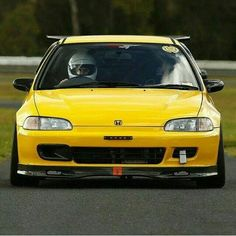 Honda Honda V, Honda Civic Si, Civic Eg, Honda Civic Hatchback, Misfit Toys, Japan Cars, Retro Cars, Car Manufacturers, My Ride