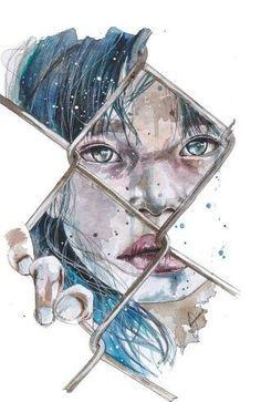 Pinterest Kdundercover Watercolor Art Art Drawings Drawings
