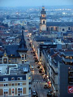 Rue St Jean - #Nancy