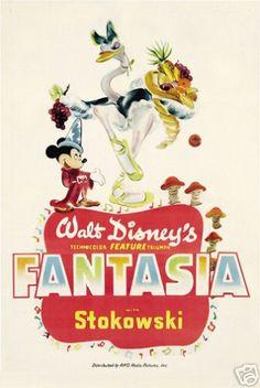 I LOVE vintage Disney movie posters on ebay